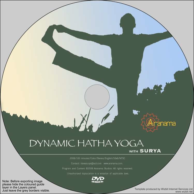hatha yoga dvd