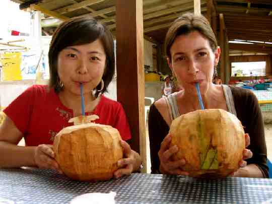 Drink Fluids for Detoxification