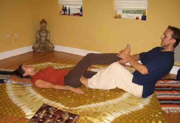 Thai Massage for Circulation